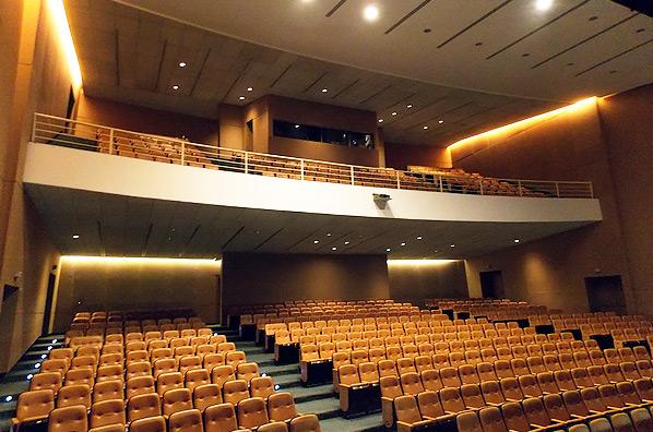 Teatro J. Safra - Bilheteria do Teatro